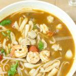 食譜‧夏天就是要來一碗泰式鮮蝦酸辣湯 Tom Yam Kung