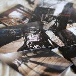 我們的第一批明信片「影迷 ‧ 巴黎」以及贈送活動