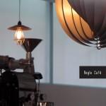 【台北】好喝的自家烘焙咖啡‧Angle Cafe