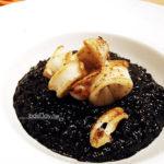 台北黑米 Café Bistro 之墨魚燉飯很精彩