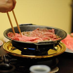 讓人回味無窮的東京人形町今半壽喜燒
