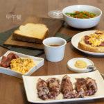 【酒食搭配】從野餐變成在家早午餐,以及同場加映的「紅酒燉西洋梨」