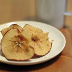 烤蘋果脆片‧簡單又好吃