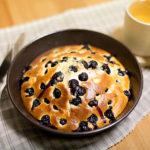 十五分鐘輕鬆烤盤藍莓鬆糕
