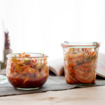 《WECK玻璃罐料理》之韓式泡菜涼拌花枝