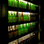北海道釧路炎炉之美好的日本酒十四代以及酒食