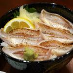 新潟丸伊‧美味的越後壽司丼和炙燒黑喉丼