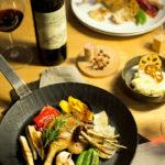 【酒食搭配】法式烤鴨腿佐鮮蔬和薯泥