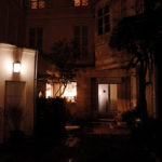 家族旅行時入住的法國巴黎公寓