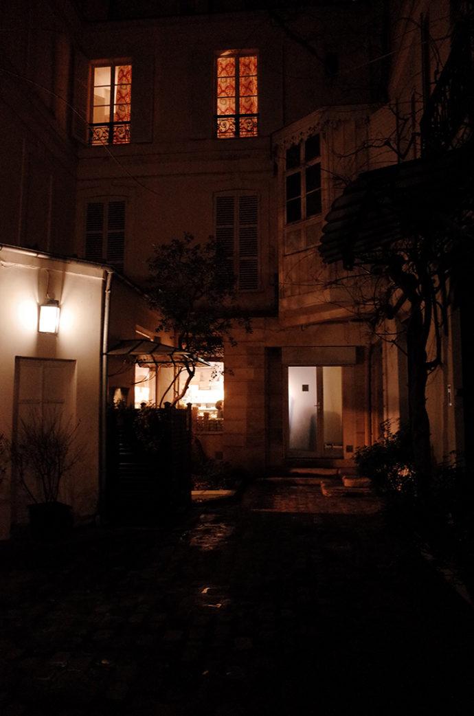 法國巴黎公寓
