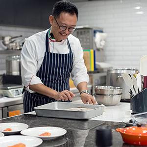 義饗料理‧王嘉平之 De Cecco 得科義大利料理示範課程