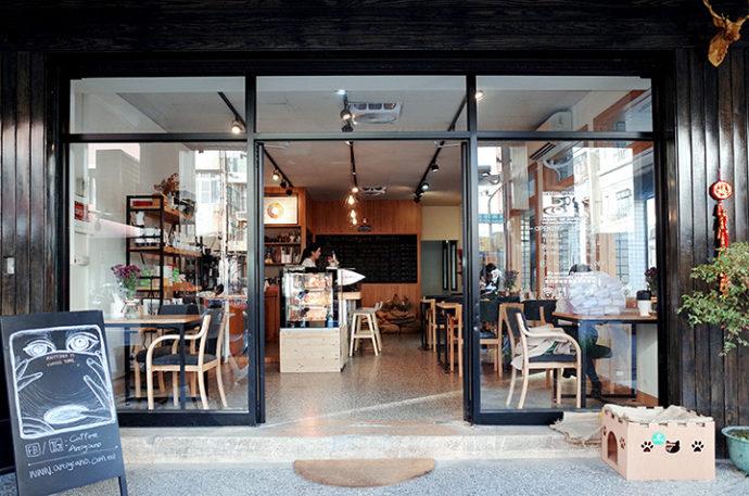艾奇諾珈琲工坊 Caffe Artigiano