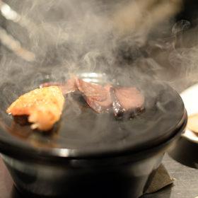 サカナの中勢以 熟成牛薄切燒肉