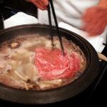 日本和牛,來台:美味涮涮鍋和シメ料理