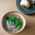 栗原晴美設計的「大根そば鍋」易做又美味