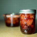 自製美味的草莓果醬(Confiture de fraises)‧果粒完整版