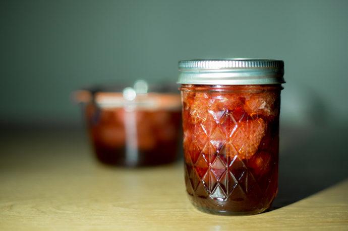 草莓果醬(Confiture de fraises)