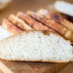 鐵鍋烤免揉歐式麵包