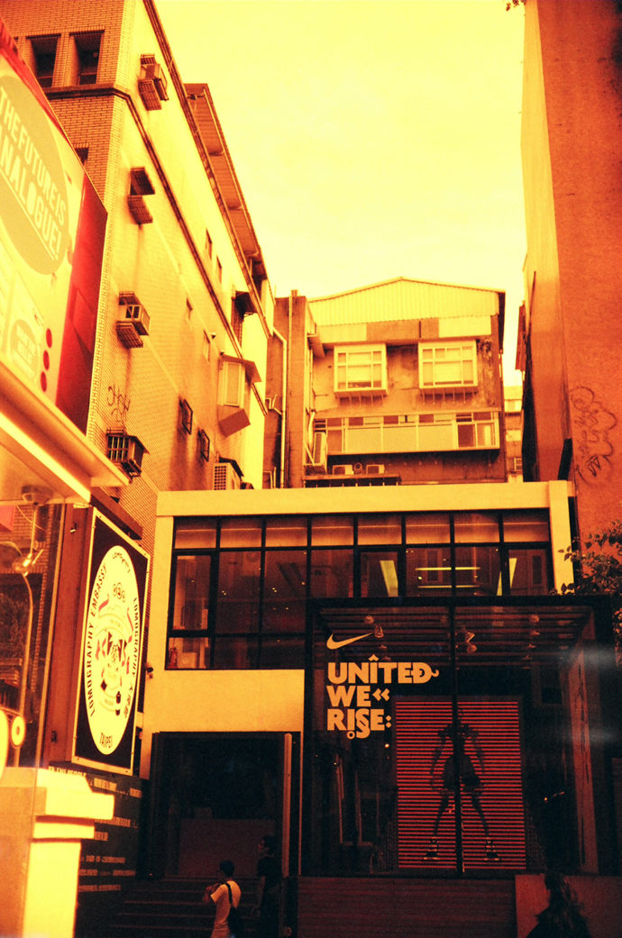 Olympus 35-SP‧REDSCALE XR
