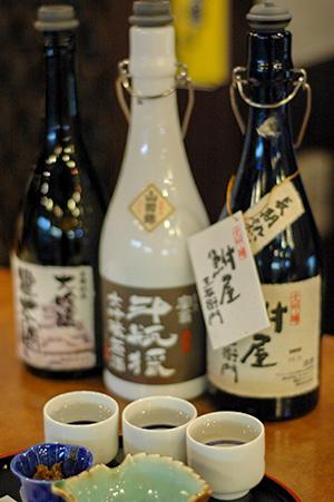 日本酒物語