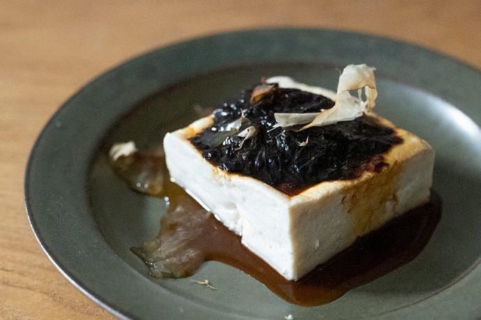 自製鹽滷豆腐