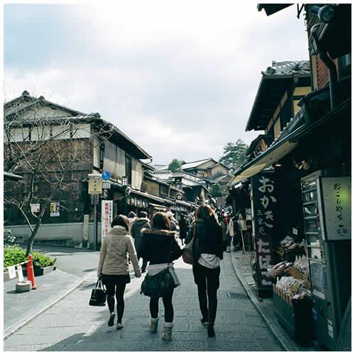 2011 日本京都隆冬之旅