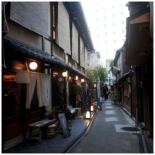 2017 冬‧京都之旅