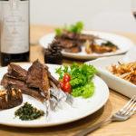 【酒食搭配】紳士般的波爾多葡萄酒,與奶油魚排和嫩煎小羔羊